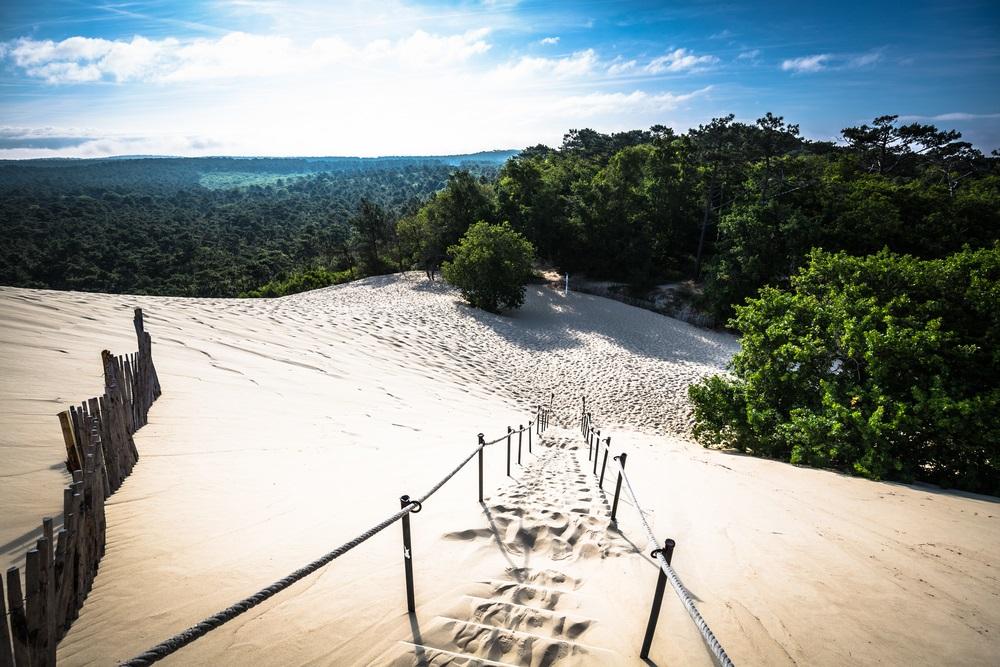 Dune du Pilat - hoogste zandduin